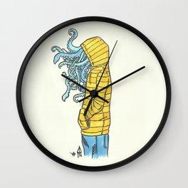 Overthinking. Wall Clock