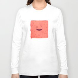 Furry Square Long Sleeve T-shirt