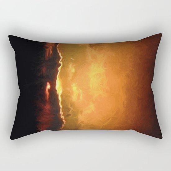 Pennsylvania Sunset Rectangular Pillow