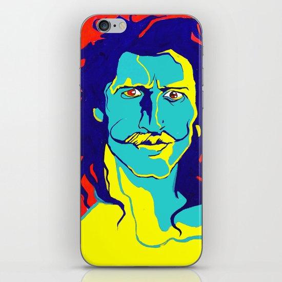 Eugene Hütz iPhone & iPod Skin