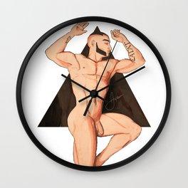 Sagat Wall Clock