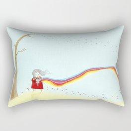 Me gusta el dulce Rectangular Pillow