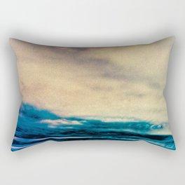 tropical storm Rectangular Pillow