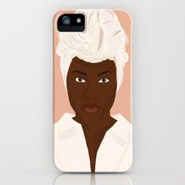 Nola Darling iPhone Case
