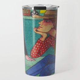 The Bucket of Blood Travel Mug