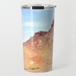 mineral mountain photography Travel Mug
