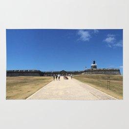 San Felipe del Morro Fortress Rug