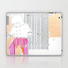 Das tägliche Üben ist erste Voraussetzung. Laptop & iPad Skin