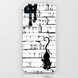Streets of Madrid iPhone Case