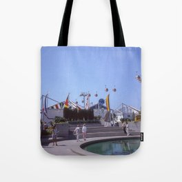 Expo 86 European Plaza Tote Bag