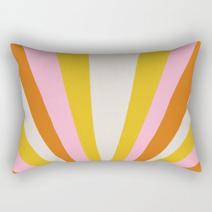 sunshine state of mind Rectangular Pillow