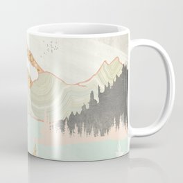 Winter Bay Coffee Mug