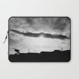 Threatening Sky Laptop Sleeve