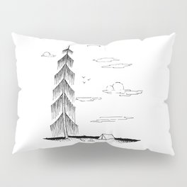 Droopy Tree Pillow Sham