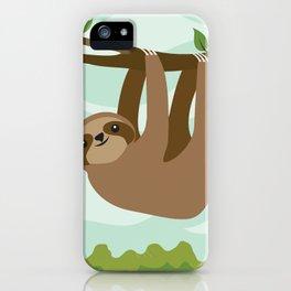 Hanged Man iPhone Case