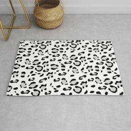 Leopard Animal Print Glam #3 #pattern #decor #art #society6 Rug