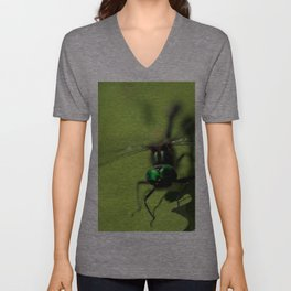 Bug eyed Unisex V-Neck