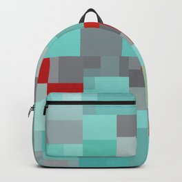 Patchwork Story Backpack