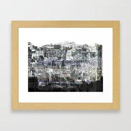 Transition III Framed Art Print