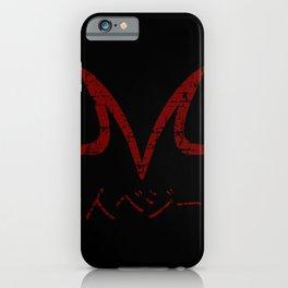 Vegeta / Majin Symbol iPhone Case