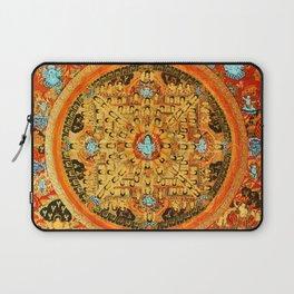 Buddhist Mandala 45 Ashta Bhairava Laptop Sleeve