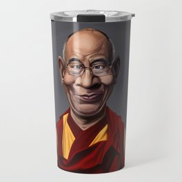 Celebrity Sunday ~ Dalai Lama Travel Mug