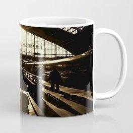 Railway Station Cologne (monochrom) Coffee Mug