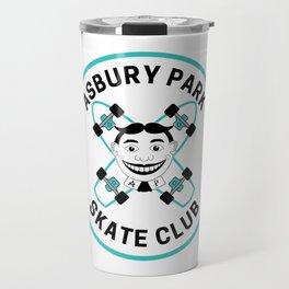 Vintage Asbury Park Skate Club Travel Mug