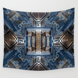 X-CHIP SERIES 02 Wall Tapestry