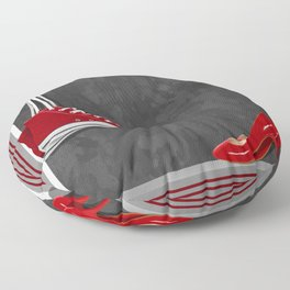 Shoes for every occasion Floor Pillow