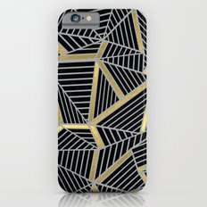 Ab 2 Silver and Gold Slim Case iPhone 6s