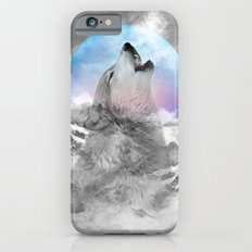 Maybe the Wolf Is In Love with the Moon / Unrequited Love iPhone 6 Slim Case