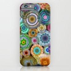 Flowery Meadow 3 Slim Case iPhone 6s