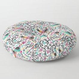 Otomi Roadrunners Floor Pillow