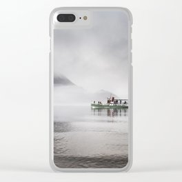 Next Stop Howtown Clear iPhone Case