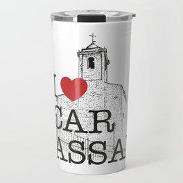 CARASSAI Chiesa S. Lorenzo Travel Mug