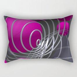 3D - abstraction -117- Rectangular Pillow