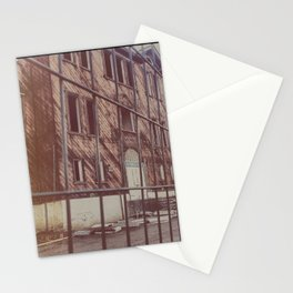 Abandoned School House Stationery Cards
