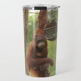 Urangutang Smyling Travel Mug