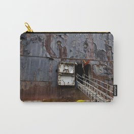 S.S. United States- All Aboard Carry-All Pouch