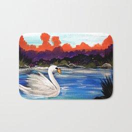 Swan Life Bath Mat