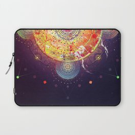 Chaos in Order Laptop Sleeve
