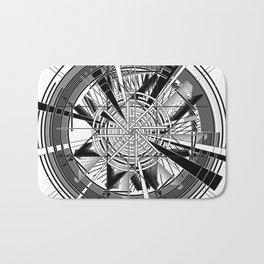 Clock Mechanisms Through The Ages Bath Mat