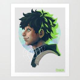 Small Might Art Print