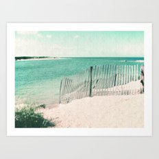 summer dreamer Art Print