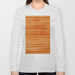 Beautiful  Orange Long Sleeve T-shirt