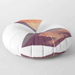h o u r g l a s s Floor Pillow