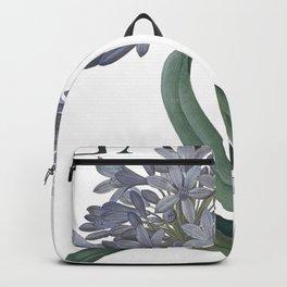Victoria's Garden, feat. Agapanthus Umbellatus, Magazine Cover Backpack