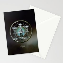 """Astrological Mechanism - Libra"" Stationery Cards"