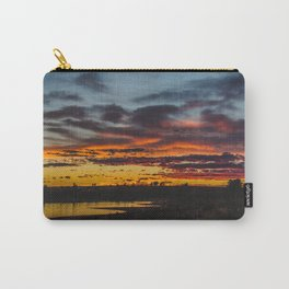 Sunset, Fort Peck Lake 3 Carry-All Pouch